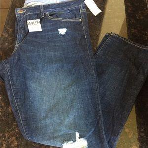 Gap 1969 Always Skinny Size 20 Jeans NWT!